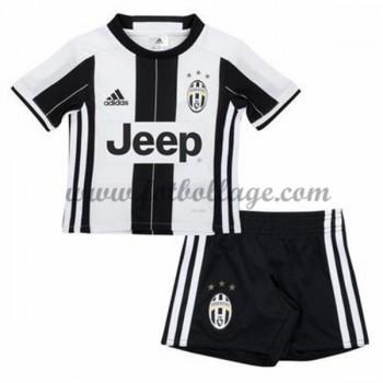 Juventus Fotbollströjor Barn 2016-17 Hemma Matchtröja