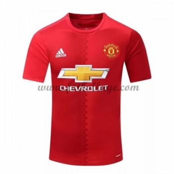 Fotbollströjor Manchester United 2016-17 Hemmatröja