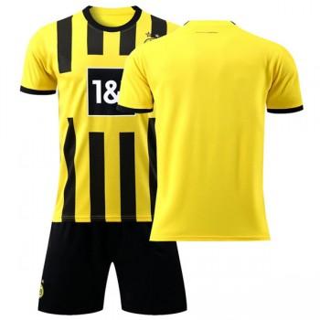 BVB Borussia Dortmund Fotbollströjor Barn 2018-19 Hemma Matchtröja