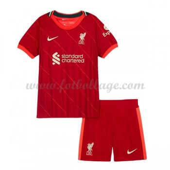 Liverpool Fotbollströjor Barn 2017-18 Hemma Matchtröja