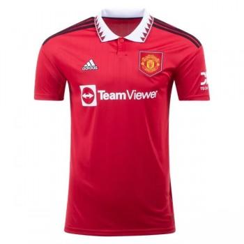 Fotbollströjor Manchester United 2018-19 Hemmatröja