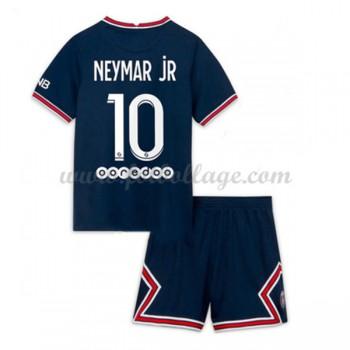 Paris Saint Germain Psg Fotbollströjor Barn 2017-18 Neymar Jr 10 Hemma Matchtröja