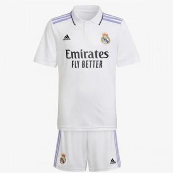 Real Madrid Fotbollströjor Barn 2018-19 Hemma Matchtröja